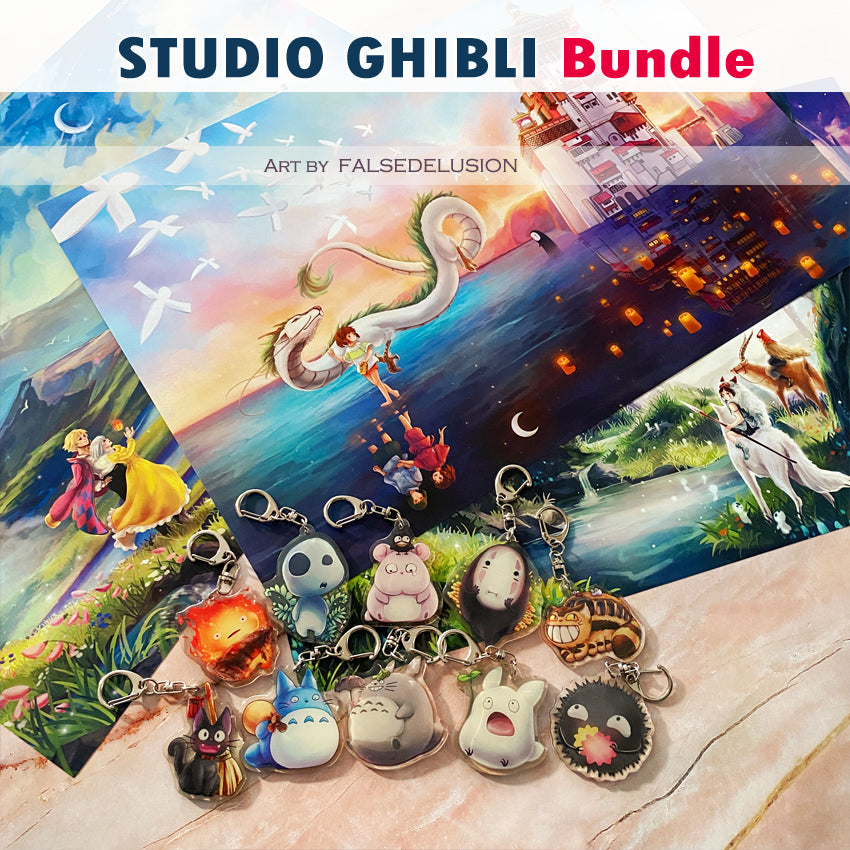 Ghibli Bundle