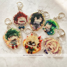 Load image into Gallery viewer, My Hero Academia keychains