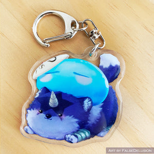 Reincarnated as a Slime keychain