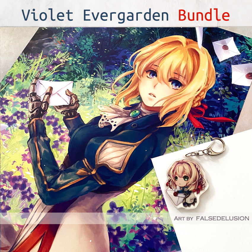 Violet Evergarden Bundle
