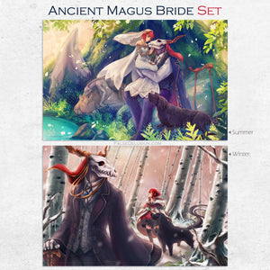 Ancient Magus Bride Poster