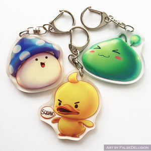 Maple Story Keychains