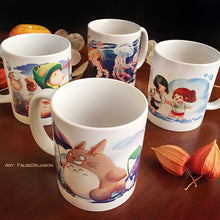 Load image into Gallery viewer, Totoro Mug