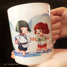 Load image into Gallery viewer, Spirited Away Mug