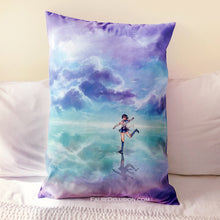 Load image into Gallery viewer, Sailor Mercury Pillowcase -MUST BE PURCHASED BY ITSELF