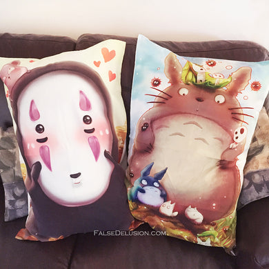 Ghibli Pillowcase -MUST BE PURCHASED BY ITSELF
