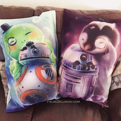 Star Wars Pillowcase -MUST BE PURCHASED BY ITSELF