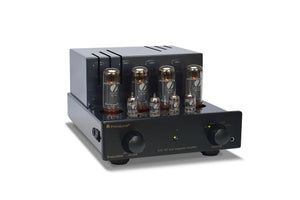 PrimaLuna EVO100 Valve/Tube Integrated Amplifier Black 2 | Douglas HiFi