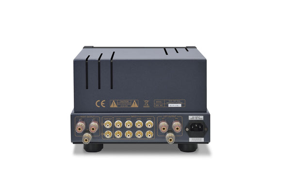 PrimaLuna EVO100 Valve/Tube Integrated Amplifier Black (Rear 2) | Douglas HiFi