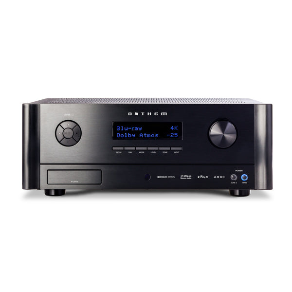 Anthem AVM 60 11.2 channel 4k Atmos Surround Sound Processor - Douglas HiFi