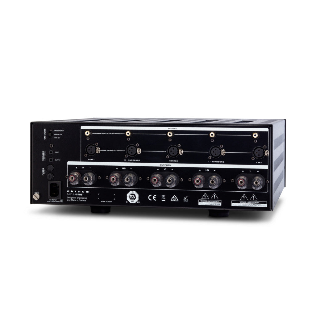 Anthem MCA 525 Multi Channel Power Amplifier