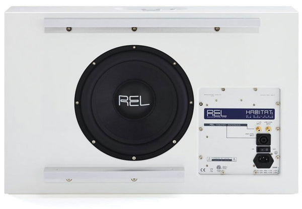 REL Habitat1 Wall Mount Wireless SubWoofer - Ex Demo