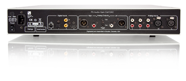 Stellar Gain Cell DAC / Preamplifier - Audition In-store