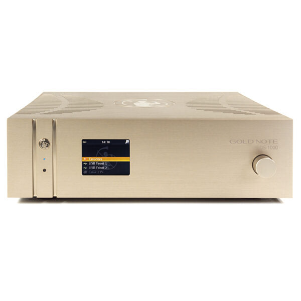 Gold Note DS-1000 MKII Gold - Douglas HIfi