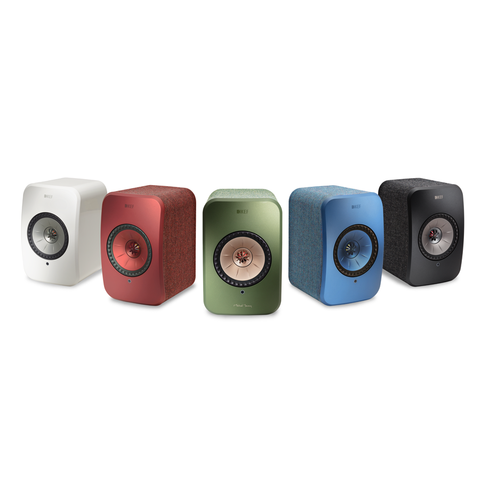 KEF LSX Active Wireless HiFI Speakers | Douglas HiFi