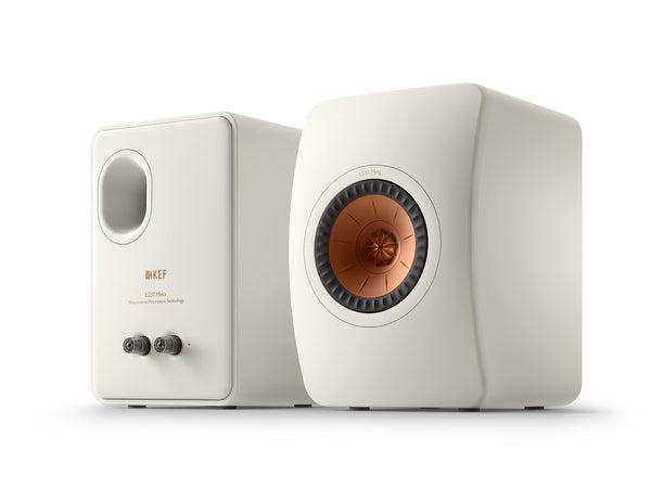 KEF LS50 Meta Award Winning Speakers