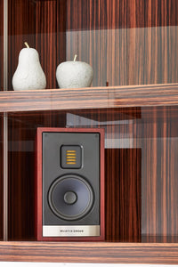 Martin Logan 15i Bookshelf Speaker (Red Walnut) | Douglas HiFi Perth
