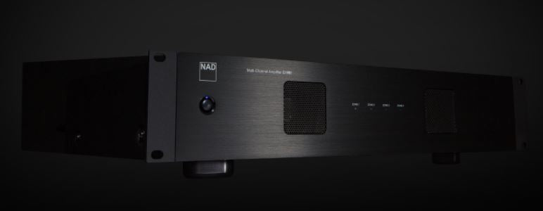 NAD CL 980 Multi-Channel Amplifier - Douglas Hifi