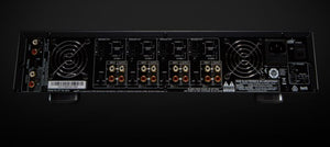 NAD CL 980 Multi-Channel Amplifier Back - Douglas Hifi