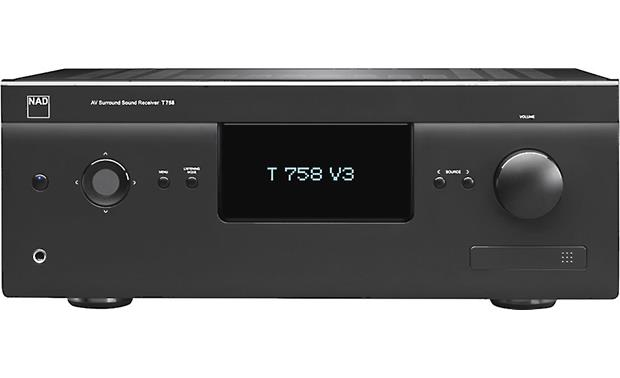 NAD T758V3 Surround Sound Reciever Front - Douglas HiFi Perth.jpg