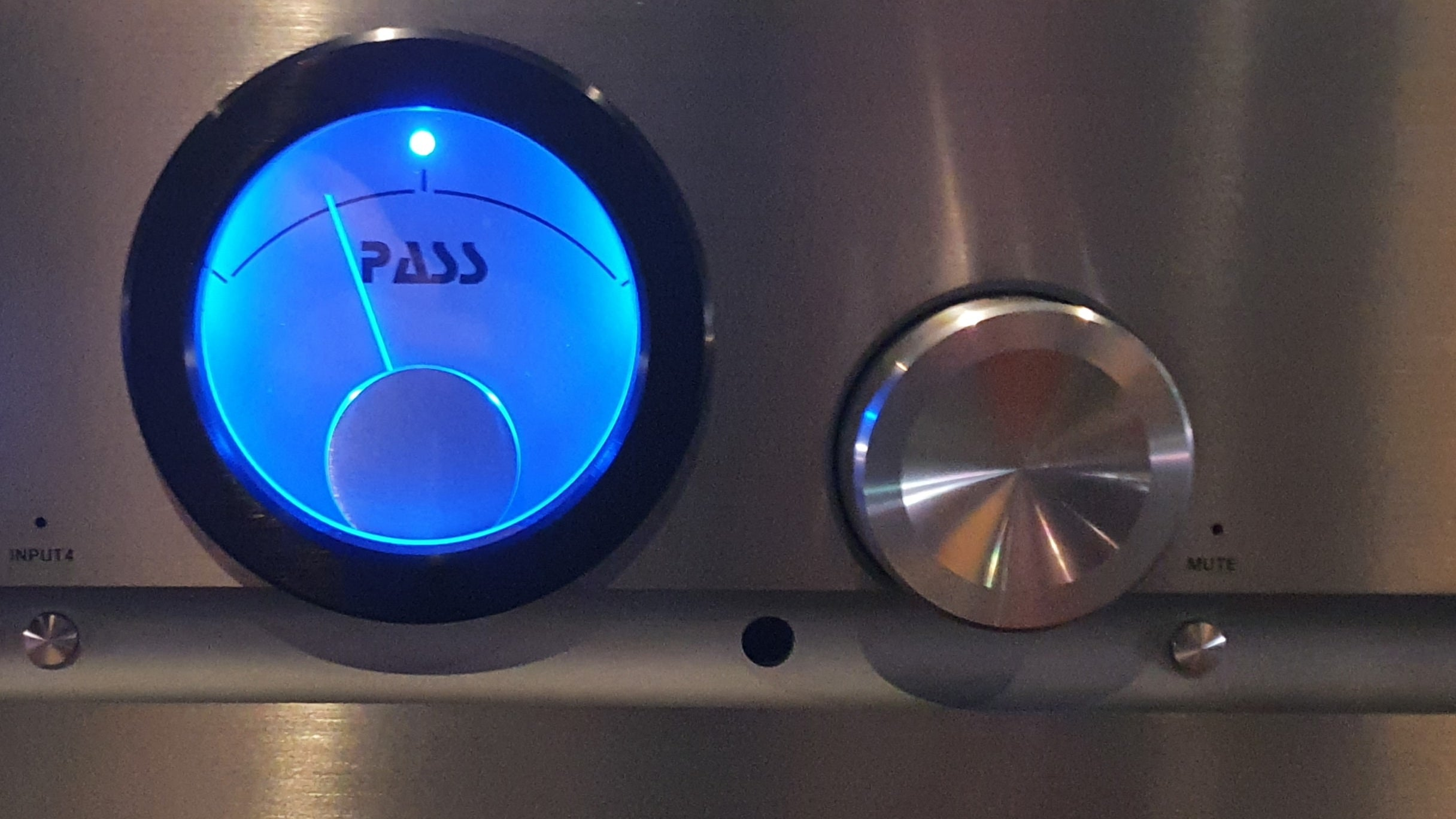 PASS LAbs INT60 Integrated Amplifier 2 | Douglas HiFi Perth