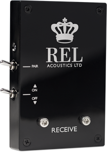 REL Arrow Wireless Transmitter Close Up - Douglas Hifi