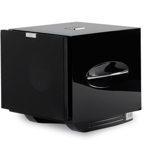 REL S510 Subwoofer Black Side - Douglas Hifi