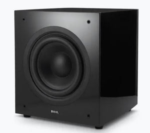 Revel Concerta2 B10 Powered Subwoofer Black - Douglas Hifi