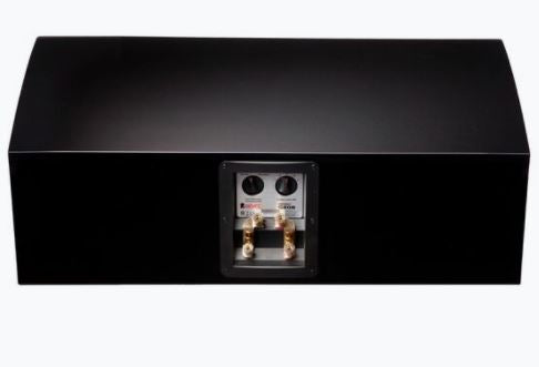 Revel Performa3 C208 Center Channel Loudspeaker Black back - Douglas Hifi