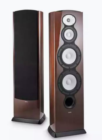Revel PerformaBe F228Be Walnut - Douglas Hifi