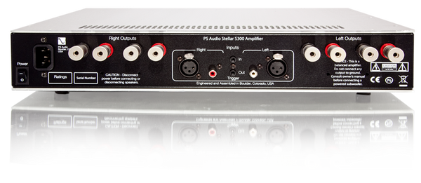 Stellar S300 Stereo Amplifier - NOW AVAILABLE