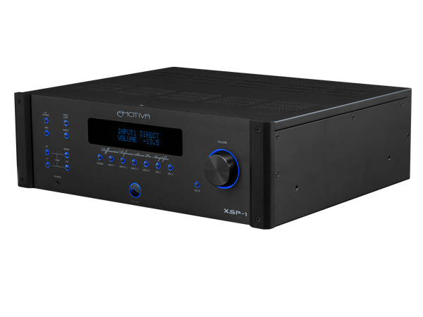 Emotiva XSP-1 - Differential Reference Pre-amplifier