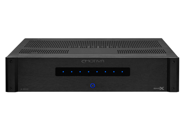 Emotiva BASX A800 - Multichannel Amplifier