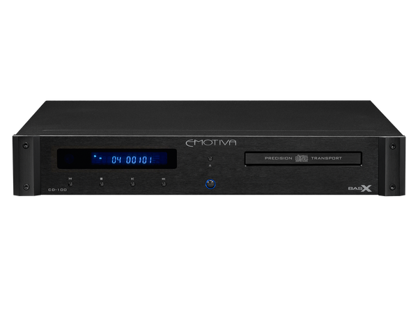 Emotiva BASX CD-100 CD Player