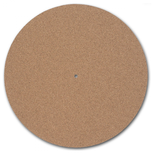 Pro-Ject Cork It - Cork Mat for Turntables | Douglas HiFi