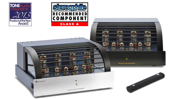 Primaluna - Dialogue Premium Stereo/Mono Power Amplifier (EL34)