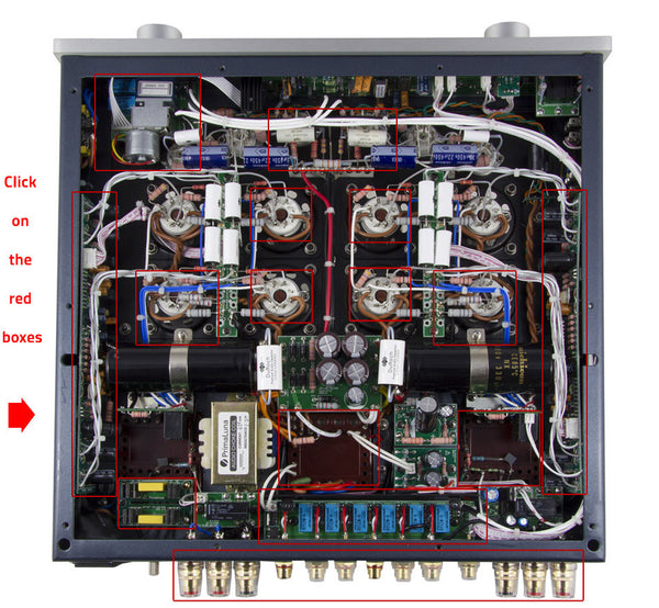 Primaluna - Dialogue Premium HP Integrated Amplifier (EL34)