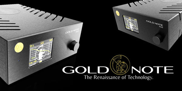 Gold Note PH 10 MM/MC Phono Stage Pre-Amp 2 | Douglas HiFi