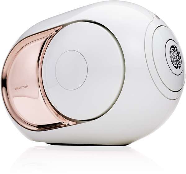 Devialet Phantom Gold Isometric