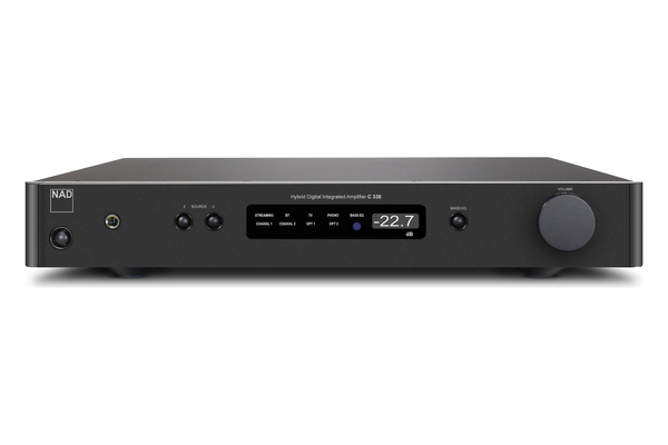NAD C338 Integrated Amplifier with DAC, Google Cast and Phono Stage (2) | Douglas HiFi