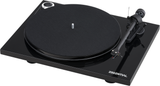 Pro-Ject Essential III Turntable with Ortofon OM10 Cartridge (Blk) | Douglas HiFi