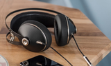 Meze 99 Classics (Walnut Silver) - Award Winning Wood Ear cup Headphones | Douglas HiFi