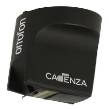 Ortofon Cadenza Black MC Cartridge | Douglas HiFi