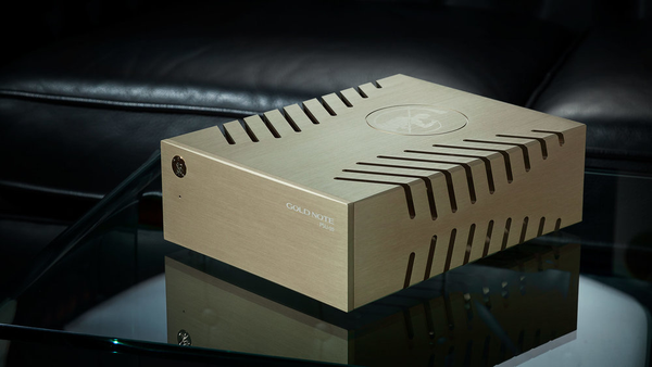 Gold Note PSU-10 (Silver) | Douglas HiFi