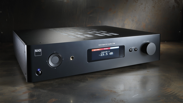 NAD C368 BluOs 2i Integrated Amplifier with built in Hi Resolution Streamer (Lifestyle) | Douglas HiFi