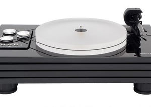 Music Hall mmf-11.3 turntable front - Douglas Hifi