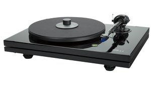 Music Hall mmf-5.3 Turntable piano black - Douglas Hifi