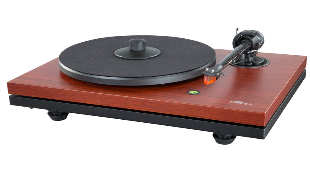 Music Hall mmf-5.3se Turntable rosenut - Douglas Hifi