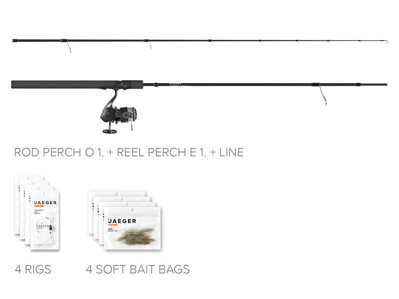 "Barsch System ""THE PERCH ONE"""