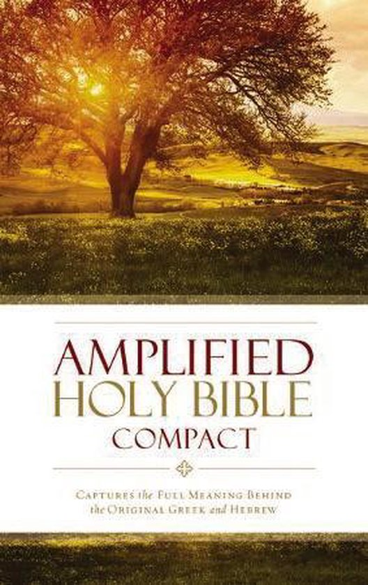 Amplified Holy Bible - Compact